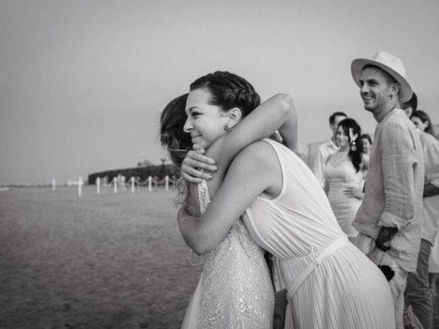 Il matrimonio di Andrea e Dalila a Chioggia, Venezia 49