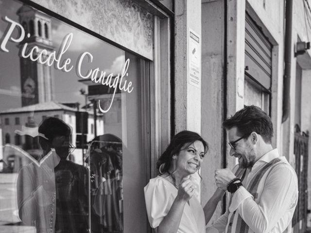 Il matrimonio di Andrea e Dalila a Chioggia, Venezia 53