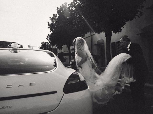Il matrimonio di Dario e Rita a Pietrasanta, Lucca 10