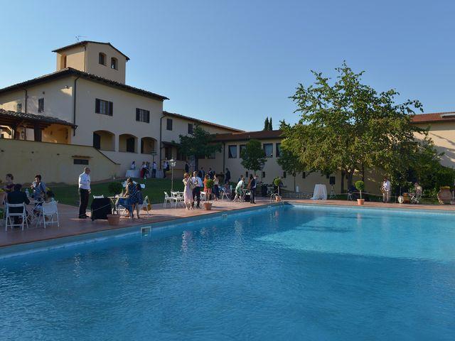 Il matrimonio di Matteo e Lucia a Rignano sull'Arno, Firenze 7