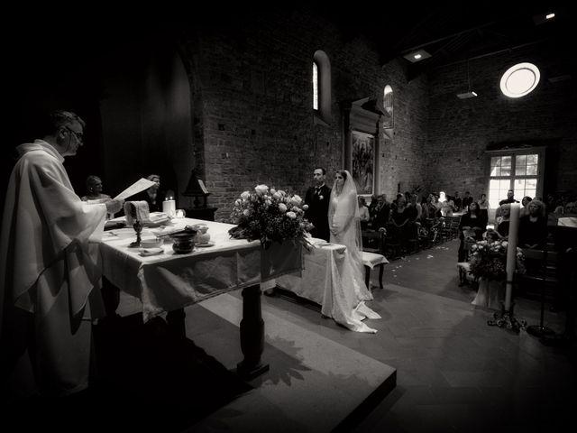 Il matrimonio di Matteo e Lucia a Rignano sull'Arno, Firenze 3