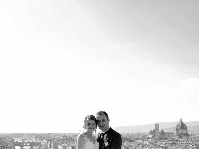 Il matrimonio di Matteo e Lucia a Rignano sull'Arno, Firenze 6