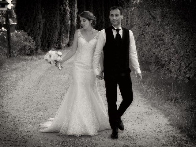 Il matrimonio di Matteo e Lucia a Rignano sull'Arno, Firenze 2
