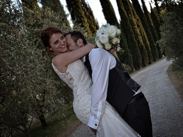Il matrimonio di Matteo e Lucia a Rignano sull'Arno, Firenze 11