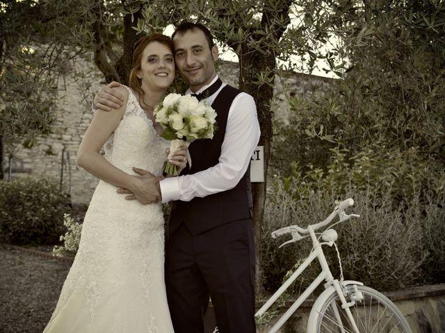 Il matrimonio di Matteo e Lucia a Rignano sull'Arno, Firenze 13