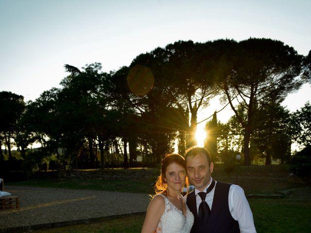 Il matrimonio di Matteo e Lucia a Rignano sull'Arno, Firenze 14