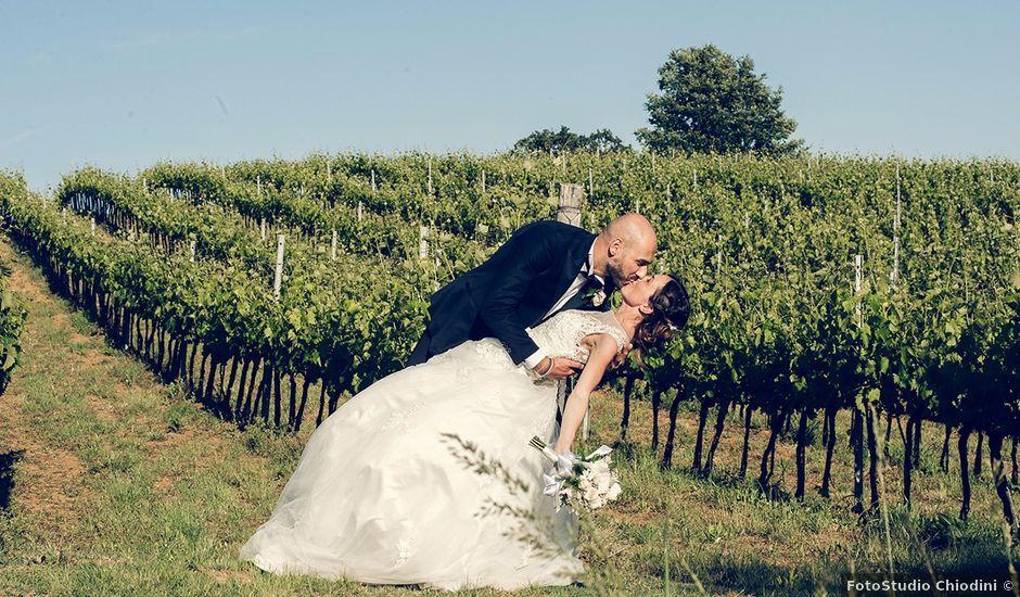 Il matrimonio di Matteo e Martina a Montespertoli, Firenze