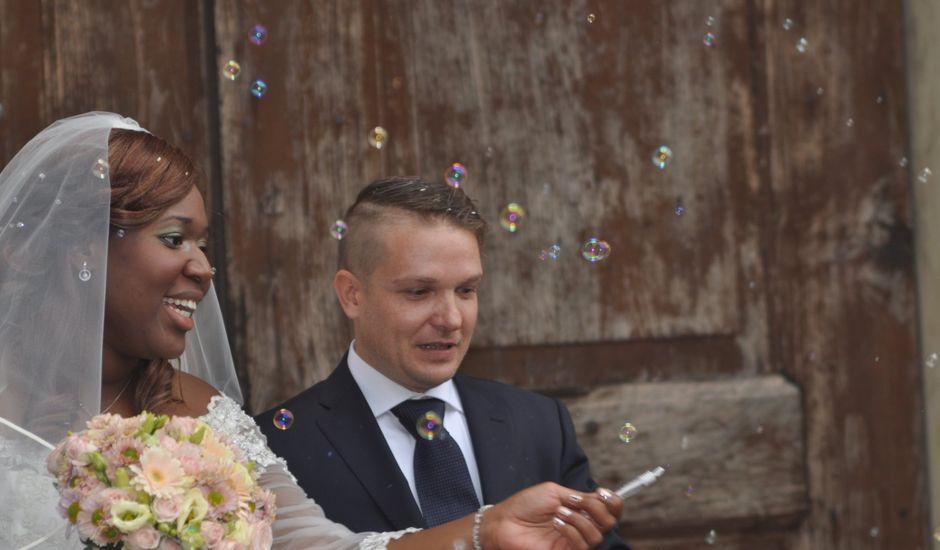 Il matrimonio di Marc e Fides a Galliate, Novara