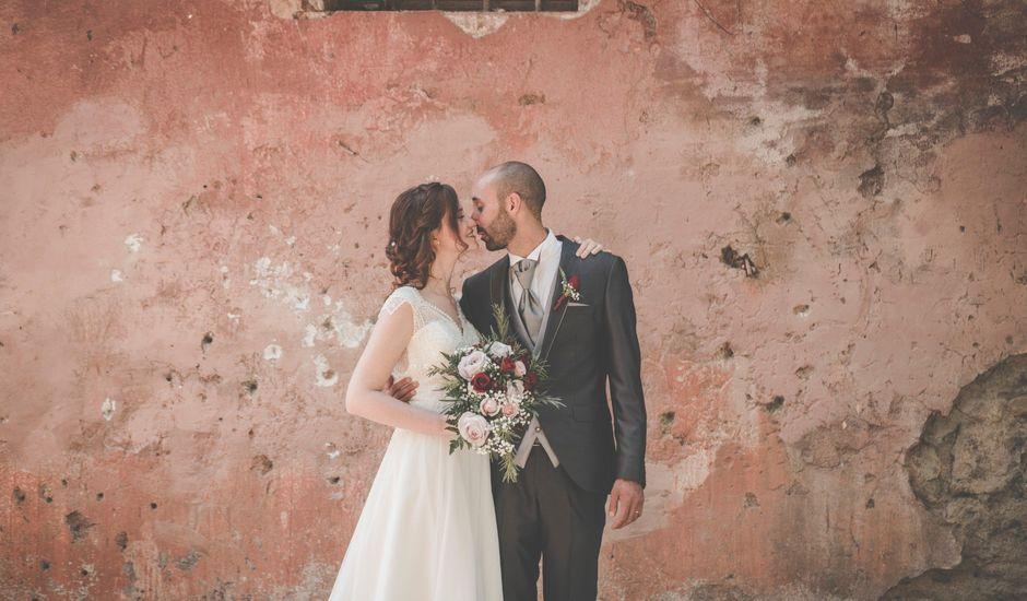 Il matrimonio di Stefano e Caterina a Roma, Roma