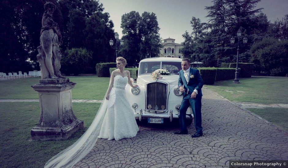 Il matrimonio di Niccolò e Arjola a Milano, Milano