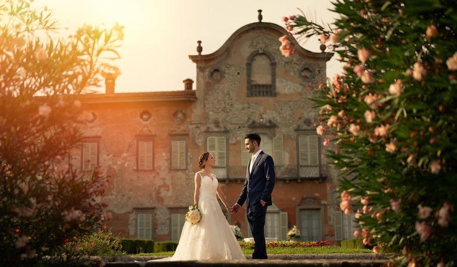 Il matrimonio di Davide e Valentina a Almenno San Bartolomeo, Bergamo