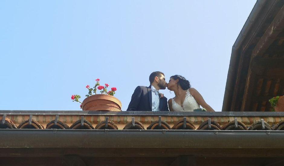 Il matrimonio di Dario e Antonella a Cocconato, Asti
