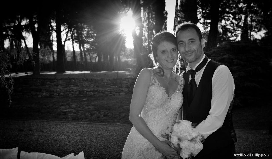 Il matrimonio di Matteo e Lucia a Rignano sull'Arno, Firenze