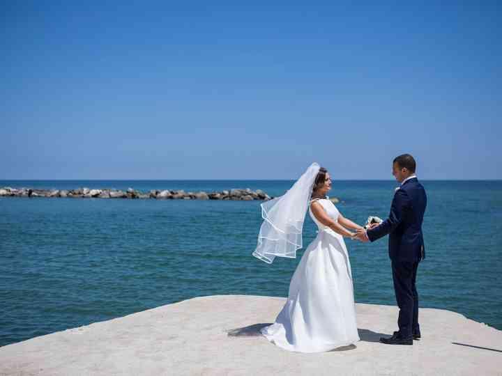 Le nozze di Emanuela e Umberto