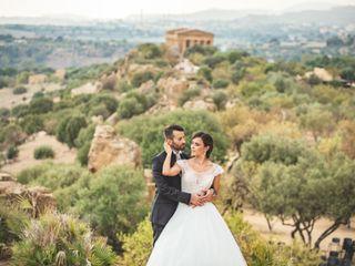 le nozze di Giulia e Filippo 1