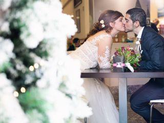 Le nozze di Bernadette e Bruno