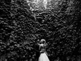 Le nozze di Laura e Cristian