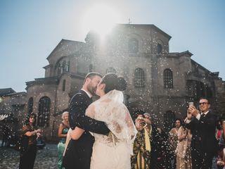 Le nozze di Lara e Ciro