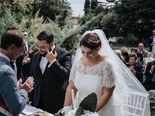 Le nozze di Luigi e Cecilia