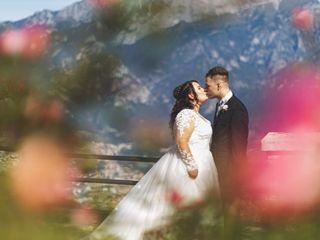 Le nozze di Giada e Gabriele