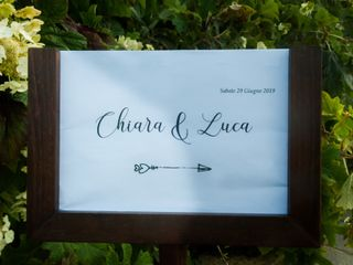 Le nozze di Chiara e Luca 1