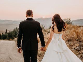 Le nozze di Alessandro e Martina