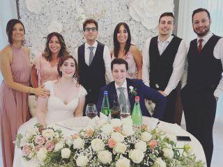 Le nozze di Nicolò e Maria Chiara
