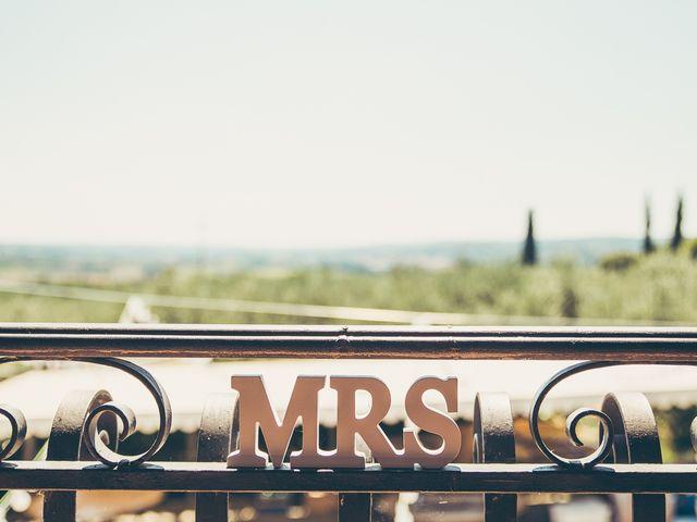 Il matrimonio di Andrea e Tanya a Arezzo, Arezzo 4