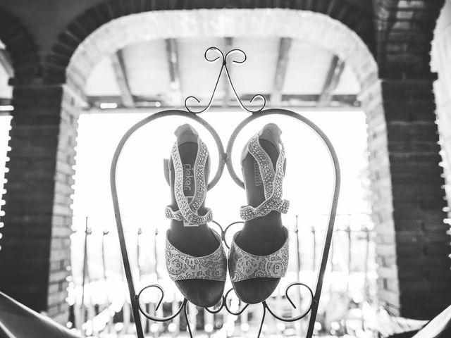 Il matrimonio di Andrea e Tanya a Arezzo, Arezzo 7