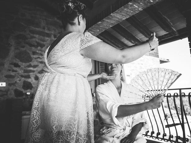 Il matrimonio di Andrea e Tanya a Arezzo, Arezzo 10