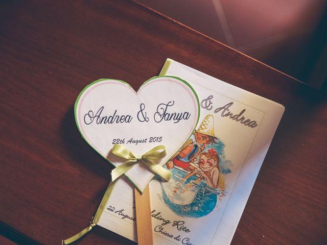 Il matrimonio di Andrea e Tanya a Arezzo, Arezzo 15