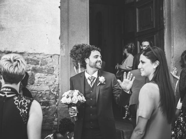 Il matrimonio di Andrea e Tanya a Arezzo, Arezzo 18