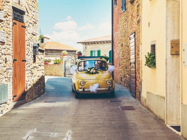 Il matrimonio di Andrea e Tanya a Arezzo, Arezzo 22