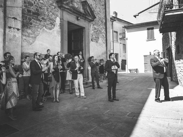 Il matrimonio di Andrea e Tanya a Arezzo, Arezzo 23