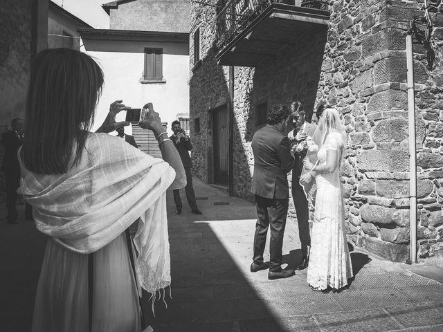 Il matrimonio di Andrea e Tanya a Arezzo, Arezzo 24