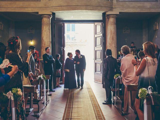 Il matrimonio di Andrea e Tanya a Arezzo, Arezzo 25