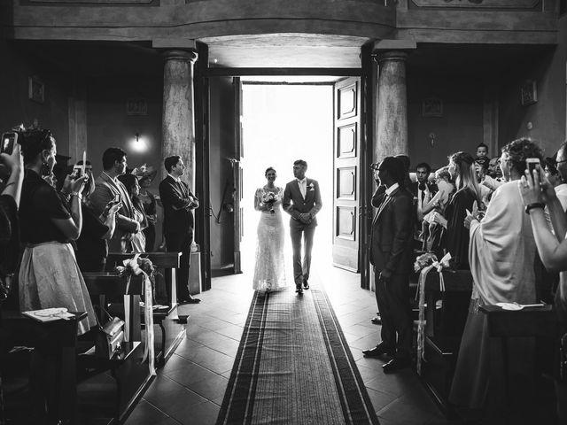 Il matrimonio di Andrea e Tanya a Arezzo, Arezzo 26
