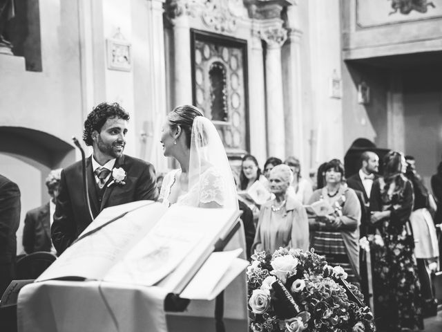 Il matrimonio di Andrea e Tanya a Arezzo, Arezzo 29