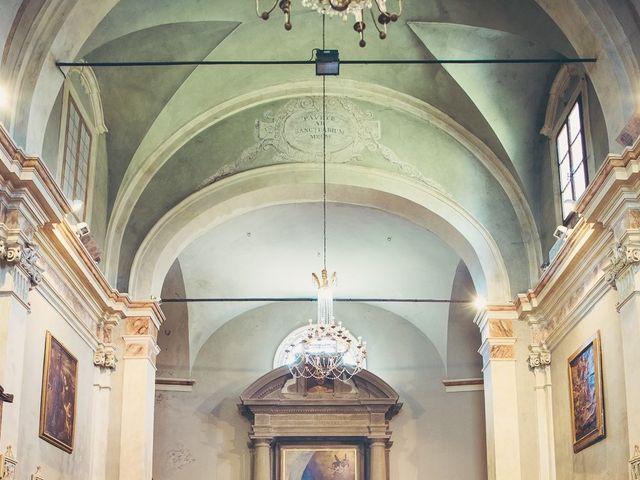 Il matrimonio di Andrea e Tanya a Arezzo, Arezzo 30