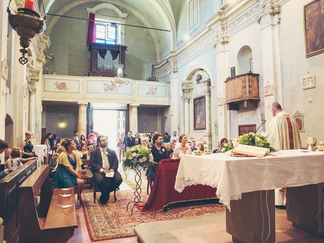 Il matrimonio di Andrea e Tanya a Arezzo, Arezzo 31