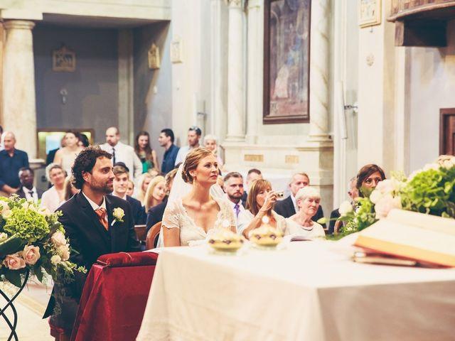 Il matrimonio di Andrea e Tanya a Arezzo, Arezzo 32