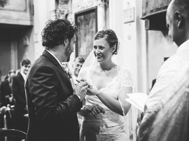 Il matrimonio di Andrea e Tanya a Arezzo, Arezzo 35