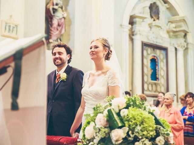Il matrimonio di Andrea e Tanya a Arezzo, Arezzo 39