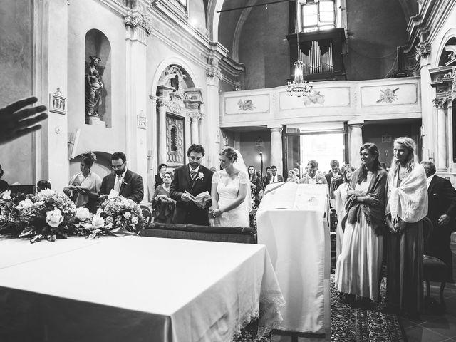 Il matrimonio di Andrea e Tanya a Arezzo, Arezzo 40