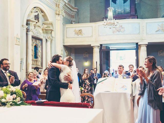 Il matrimonio di Andrea e Tanya a Arezzo, Arezzo 41