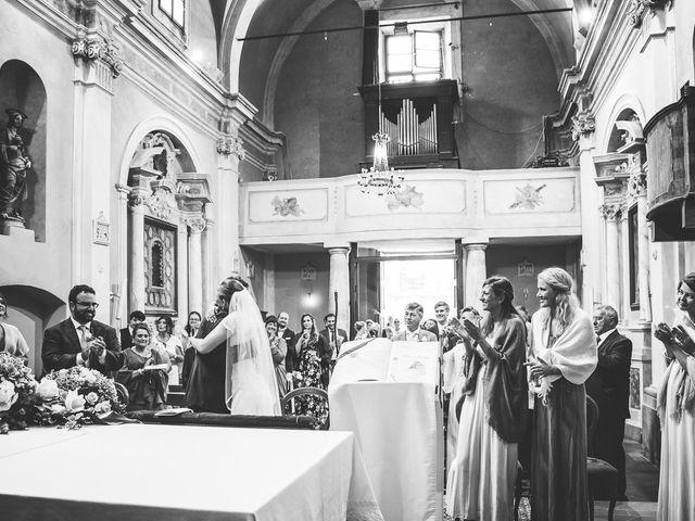 Il matrimonio di Andrea e Tanya a Arezzo, Arezzo 42