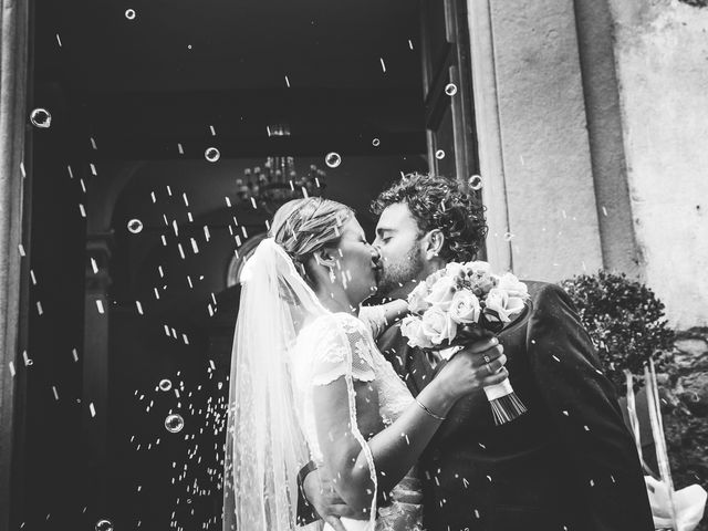 Il matrimonio di Andrea e Tanya a Arezzo, Arezzo 46