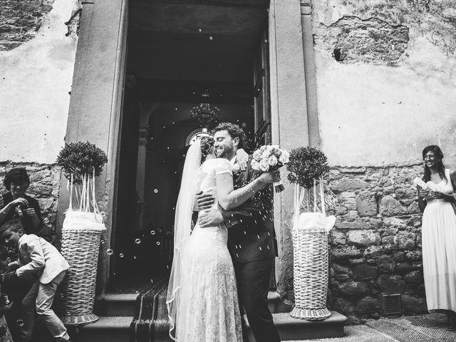 Il matrimonio di Andrea e Tanya a Arezzo, Arezzo 47