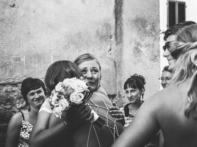 Il matrimonio di Andrea e Tanya a Arezzo, Arezzo 48