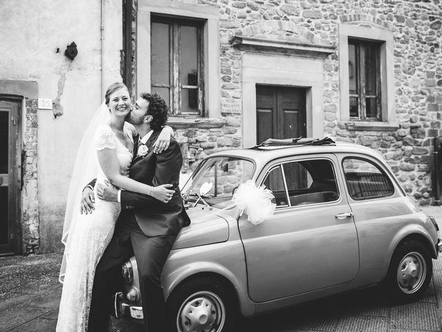 Il matrimonio di Andrea e Tanya a Arezzo, Arezzo 54